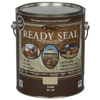 STAIN/SEALER EXT WOOD CLEAR 1G