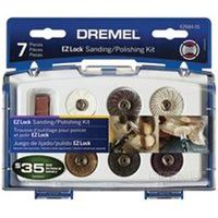 Dremel EZ Lock Mini Polishing/Sanding Kit