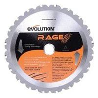 Evolution RAGEBLADE Replacement Circular Saw Blade