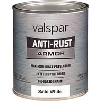 Valspar 21820 Armor Anti-Rust Oil Based Enamel Paint