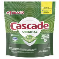 Cascade 2-in-1 ActionPacs 41759 Dishwasher Detergent