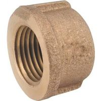 Anderson Metal 738108-02 Brass Pipe Cap