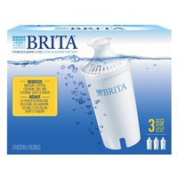 Brita 635503CDN3 Pour Through Filter