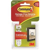Command 17204 Medium Picture Hanging Strip