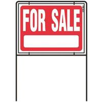 Hy-Ko RSF 2-Sided Weatherproof Real Estate Sign