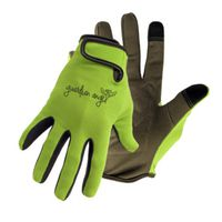GLOVES MECHANIC SYN LTHR LARGE