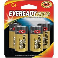 Eveready Gold A93BP-4 Alkaline Battery