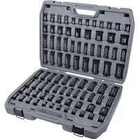 Ingersoll-Rand SK34C86 Mixed Length Impact Socket Set
