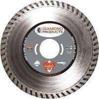 Diamond Products 21163 Turbo Circular Saw Blade