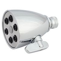 Whedon SH604C 6-Jet Extreme Power Shower Head With 5 Flow Rate System