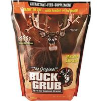 ATTRACTANT DEER BUCK GRUB 5 LB