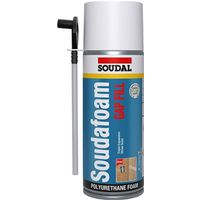 Waterproof Expanding Foam Sealant | Spray Foam Can