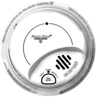 First Alert 9120B6CP Hardwired Combination Smoke Alarm