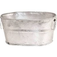 Behrens 0000-OV Oval Wash Tub