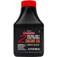 Coastal 30387 2-Cycle Low Smoke Engine Oil