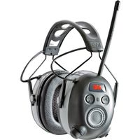 HDPHNE MP3/RAD W HEAR PROTECT