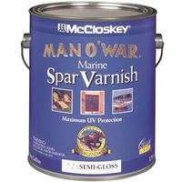 Mccloskey 6507 Man O' War Marine Spar Varnish