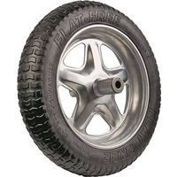Ames SFFTCC Flat Free Replacement Spoked Wheelbarrow Tire