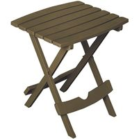 Adams 8500-60-3731 Quik-Fold Side Tables
