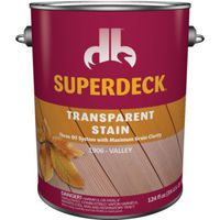 Superdeck DPI019064-16 Transparent Wood Stain