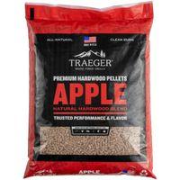 Traeger PEL313 Apple Grill Pellet