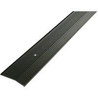 M-D 43860 Extra Wide Fluted Carpet Trim