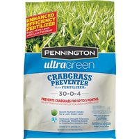 CRABGRASS CONTROL W/FERTILIZER