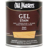 Old Masters 81204 Oil Based Gel Stain