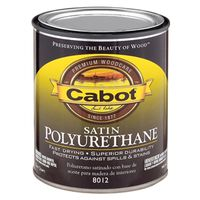 Cabot 8012 Oil Based Interior Polyurethane