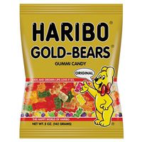 Haribo Gold-Bears Gummy Bear Shape Jelly Candy