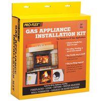 Pro-Flex PFSAGK-2000 Pro-Flex Gas Appliance Kit