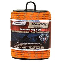 Wellington RMFP03250 Diamond Braided Reflective Rope