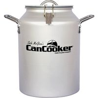 Can Cooker CC-001 Portable Steam Cooker