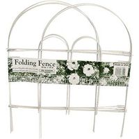 FENCE FOLDING WHT 18IN X10FT