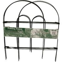FENCE FOLDING GREEN 18IN X10FT