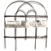 FENCE WIRE FOLDING BLK 18X10FT