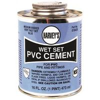 Harvey's 018420-12 PVC Cement