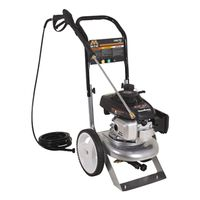 MI-T-M CV Cold Water Powered Pressure Washer