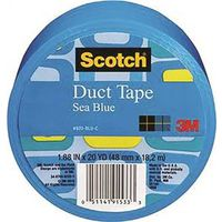 TAPE DUCT BLUE 48MM X 20YD