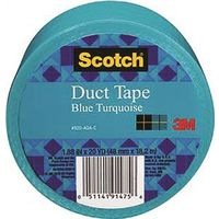 TAPE DUCT AQUA 48MM X 20YD