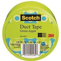 TAPE DUCT GREEN 48MM X 20YD