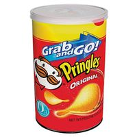 Pringles Grab N Go Potato Chips