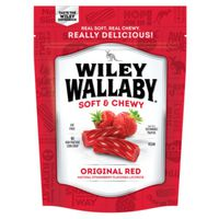 LICORICE RED STAND UP BAG 10OZ