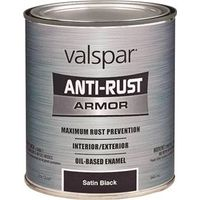 Valspar 21825 Armor Anti-Rust Oil Based Enamel Paint