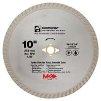 Contractor 167024 Turbo Rim Circular Saw Blade