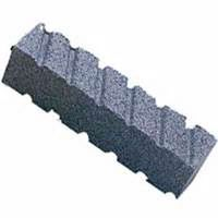 Norton 87845 Fluted Rubbing Brick