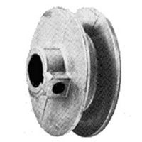 CDCO 200B-1/2 Single V-Grooved Pulley