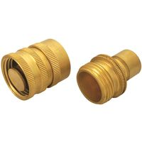 Mintcraft GB9615 Garden Hose Quick Connector Sets