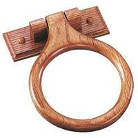 Mintcraft OAK005 Canterbury Collection Towel Ring