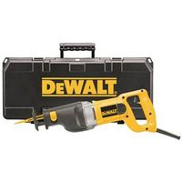 Dewalt DW310K Corded Reciprocating Saw Kit